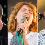 Arctic Monkeys (Scott Kowalchyk), Florence and the Machine (David Brendan Hall), King Krule (Philip Cosores)