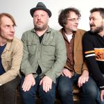 "Stream Mudhoney ""Paranoid Core"" single"
