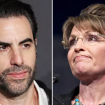 Sacha Baron Cohen Sarah Palin pissed who is america showtime