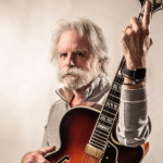 Bob Weir, photo by Jay Blakesburg Wolf Bros North American 2018 Tour Don Was Jay Lane