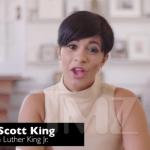 Video Cardi B as Coretta Scott King in Off the Rip skit