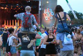 Chromeo, Lollapalooza 2018, photo by Heather Kaplan