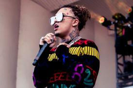 Lil Pump, Lollapalooza 2018, photo by Caroline Daniel