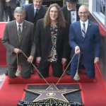 "Video ""Weird Al"" Yankovic receives Hollywood Walk of Fame Star ceremony"