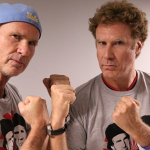 Chad Smith and Will Ferrell