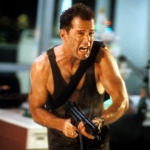 Die Hard 6 John McClane Machine Gun Bruce Willis