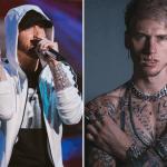 Eminem Machine Gun kelly Killshot diss track Natalie Somekh