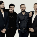 Mumford and Sons Alistair Taylor-Young Delta Guiding Light