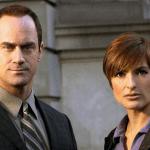 Detective Elliot Stabler and Olivia Benson