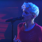 "Video Troye Sivan ""Animal"" on The Late Show with Stephen Colbert"