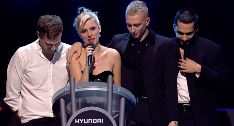 Wolf Alice Win Mercury Prize 2018 Visions of a Life
