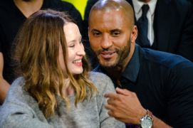 American Gods Ricky Whittle Emily Browning New York Comic Con 2018 Ben Kaye-1