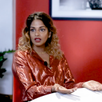 Interview M.I.A. on The House of Strombo Video