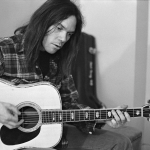 Neil Young Songs for Judy album