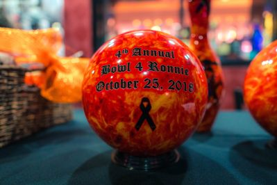Bowl for Ronnie Event