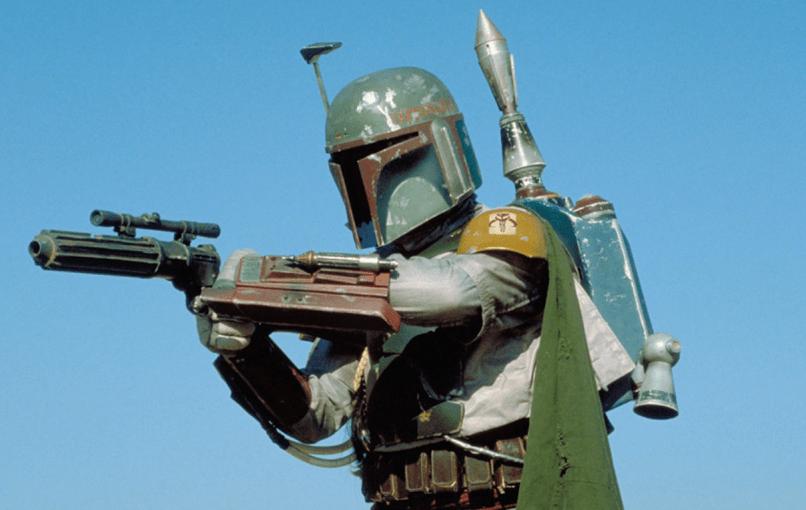 Boba Fett in Return of the Jedi, Lucasfilm