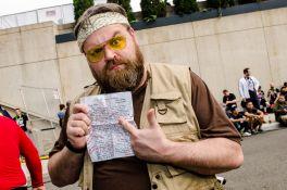 Walter Sobchak The Big Lebowski New York Comic Con 2018 Ben Kaye-149