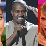 Ariana Grande, Kanye West, Taylor Swift among 2019 Grammy snubs