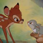 """Bambi"", Walt Disney Studios"