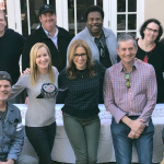 Cast of The Office reunites