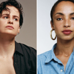 Christine and the Queens Sade No Ordinary Love Spotify Singles Cover
