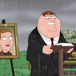 Family Guy Carrie Fisher Eulogy