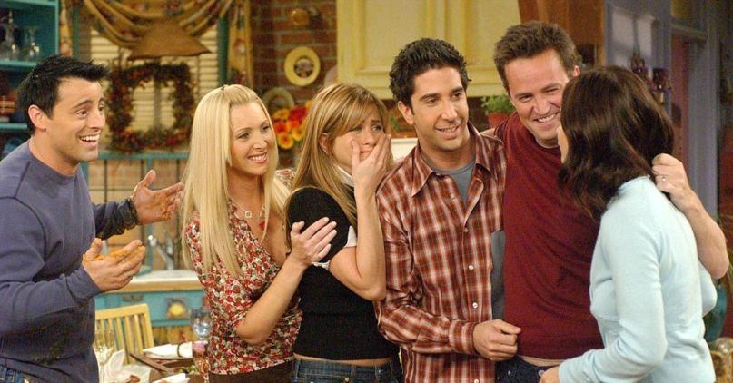 Friends is not leaving Netflix