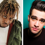 """Stream """"Roses"""" Juice WRLD and Panic! at the Disco's Brendon Urie"""