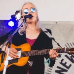 Phoebe Bridgers Newport Folk Festival The Cure Friday I'm in Love Spotify Singles Ben Kaye