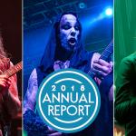 Top 25 Metal Hard Rock Albums