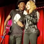 Madonna at Stonewall Inn