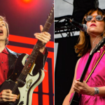 Beck (Philip Cosores) and Feist (Lior Phillips)