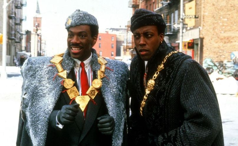 Coming to America sequel Eddie Murphy Craig Brewer Paramount Pictures