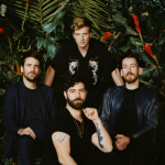 "Foals new single ""Exits"" from Everything Not Saved Will Be Lost Part 1 music video tour dates"