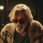 Jeff Bridges as The Dude