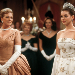 The Princess Diaries 3 update script Julie Andrews cast news