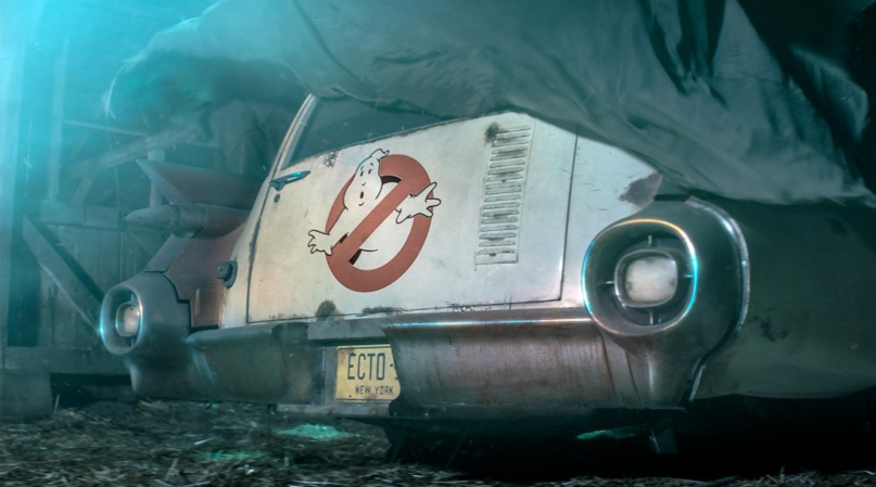 Ghostbusters, Sequel, Sony, 2020, Jason Reitman