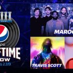2019 Super Bowl Halftime maroon 5 travis scott big boi