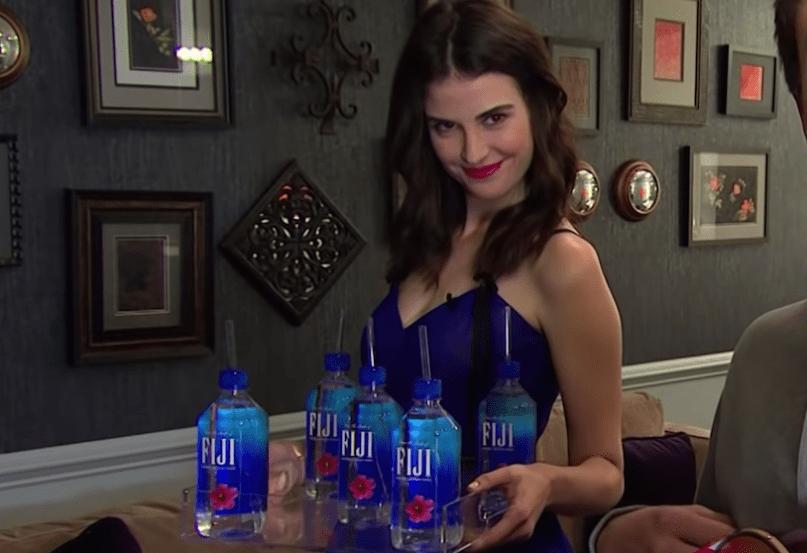 Fiji Water Girl Sues Company Misuse Image