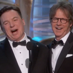 Mike Myers Dana Carvey 2019 Oscars Academy Awards Wayne's World Queen
