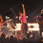 "Red Hot chili peppers post malone 2019 grammys ""dark necessities"" ""stay"" ""rockstar"" vidoe"