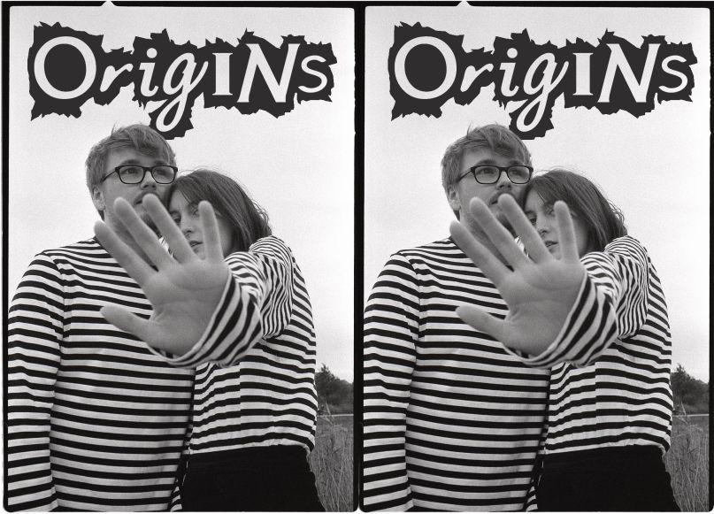 Wy Pavement Origins black and white Swedish