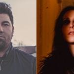 Chino Moreno and Chelsea Wolfe