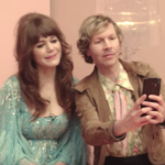 """Jenny Lewis """"Red Bull Hennessy"""" music video Beck Mac DeMarco St Vincent Jeff Goldblum"""