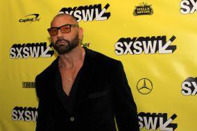 Dave Bautista, Stuber, SXSW, Red Carpet Photo, Heather Kaplan