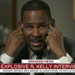 R Kelly on CBS This Morning