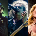 Tool (Philip Cosores), The Cure (Lior Phillips), and Florence + The Machine (Phillips)