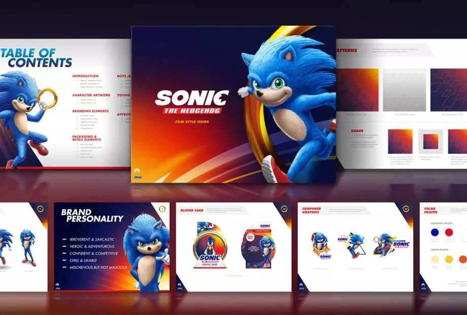 sonic the hedgehog 2019 full images leaked movie