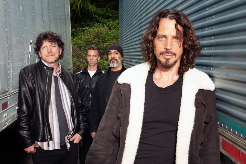 Soundgarden vinyl 35th anniversary archive archival album of the month series reissue Chris Cornell
