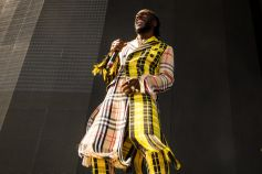Burna Boy at Coachella 2019, photo by Debi Del Grande